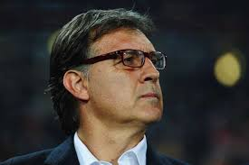 Gerrardo Martino faces uncertainty over his future after a tough season for Barcelona's standards