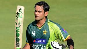 Mohammed Hafeez could be facing the prospect of being sidelined due to a suspect bowling action