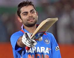 Virat Kohli I feel is a captain for thr future