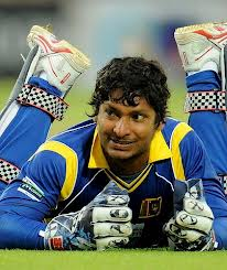 Kumar Sangakarra wrote his name into the record books. The former Sri Lanka captain has 474 dismissals in one day internationals.