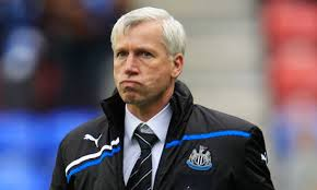 Alan Pardew was appointed as Crystal Palace manager on Saturday on a three and a half year deal.