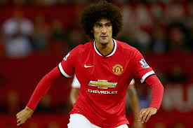 Marouane Fellaini opened the scoring in the 2-0 win over QPR.